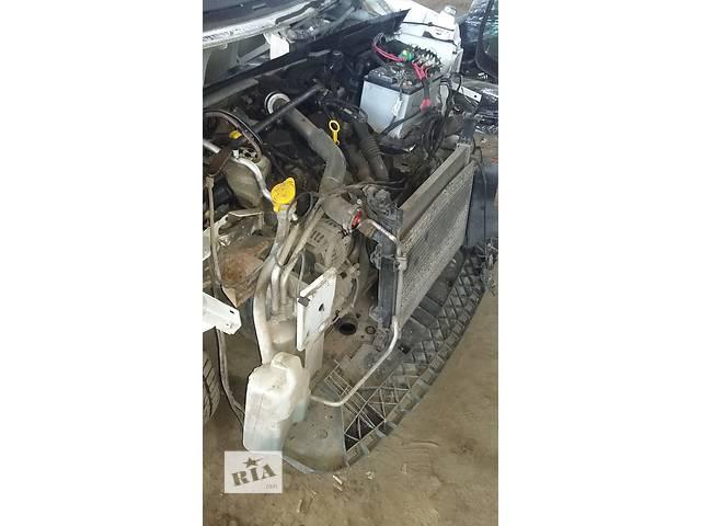 купить бу Б/у Бачок омивача омывателя Renault Kangoo Рено Канго Кенго 1,5 DCI К9К B802, N764 2008-2012 в Луцке