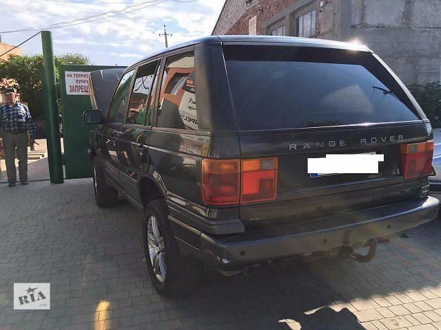 бу Б/у багажник для легкового авто Land Rover Land Rover в Таврийске