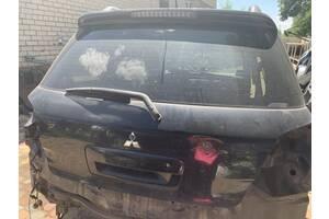 Б/у багажник в сборе + стекло для Mitsubishi Outlander 2003-2009
