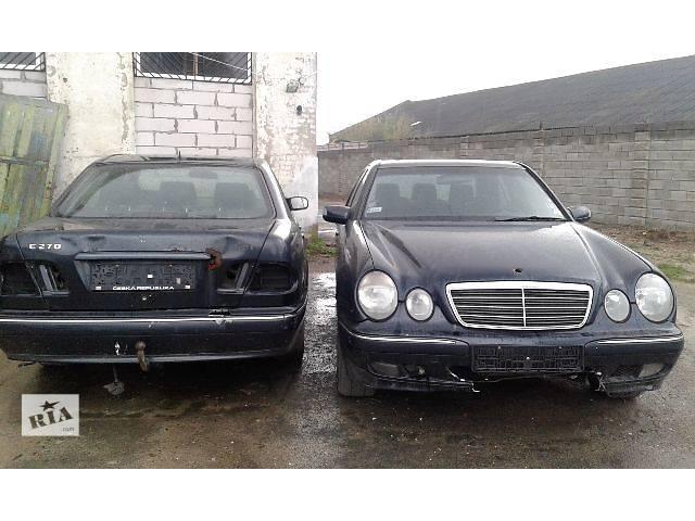 продам Б/у балка задней подвески для легкового авто Mercedes E-Class 210  2.2\ 2.7\ 2.9 бу в Ровно
