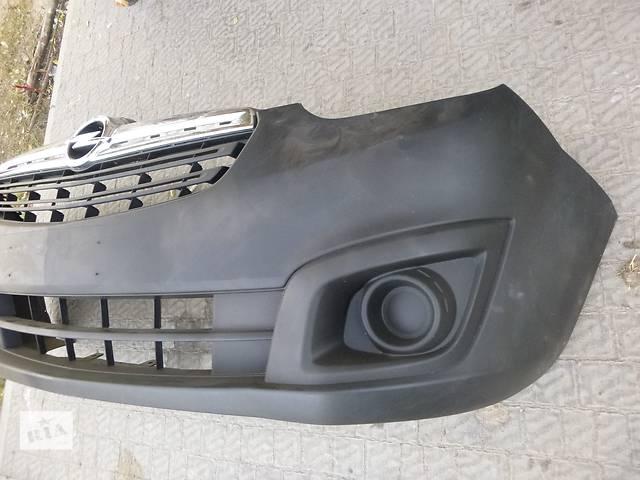 Бампер передний Fiat Doblo  2007- объявление о продаже  в Ковеле