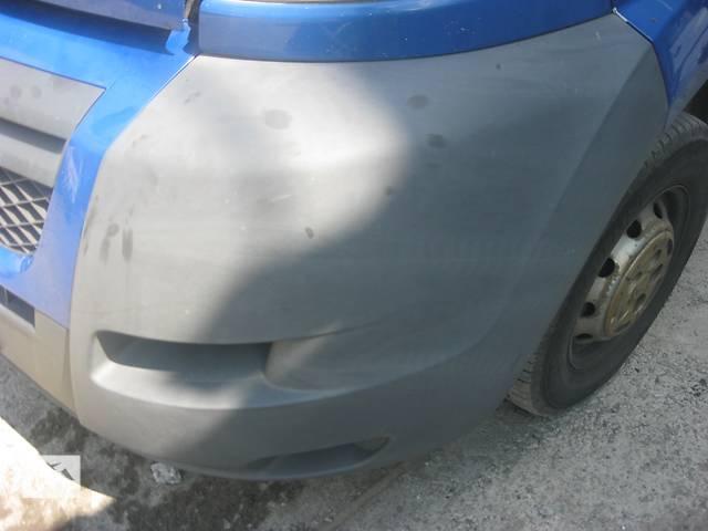 купить бу Б/у бампер передний Citroen Jumper 2006- в Ровно