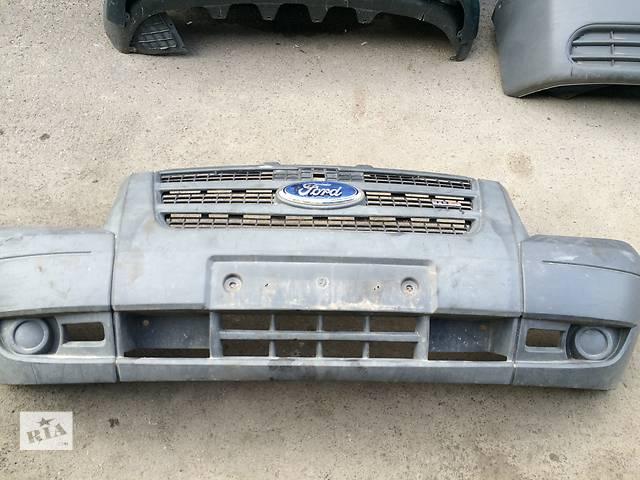 Б/у бампер передний для грузовика Ford Transit 2006-2012- объявление о продаже  в Луцке