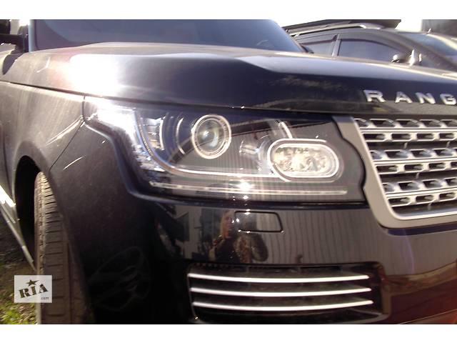 Б/у бампер передний для кроссовера Land Rover Range Rover- объявление о продаже  в Днепре (Днепропетровск)