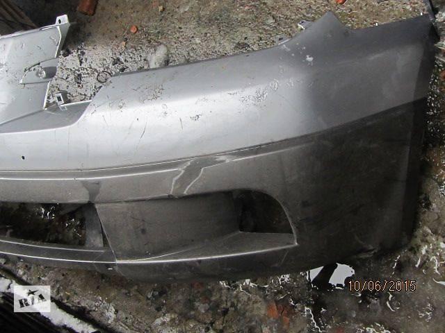 Б/у бампер передний для кроссовера Mitsubishi Outlander 2005- объявление о продаже  в Киеве