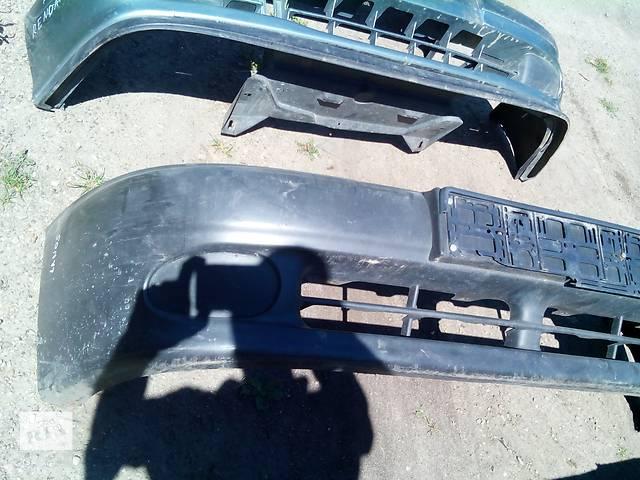 купить бу Б/у бампер передний для легкового авто Daewoo Lanos в Самборе