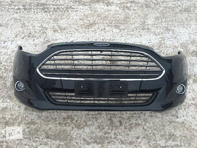 купить бу Б/у бампер передний для легкового авто Ford Fiesta в Киеве