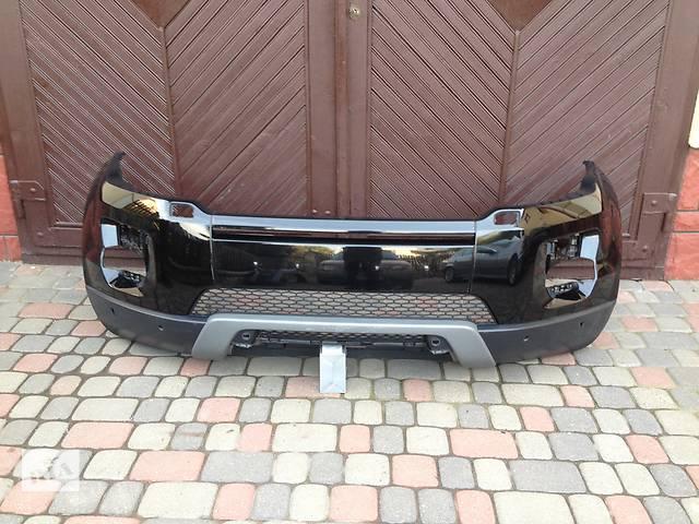 Б/у бампер передний для легкового авто Land Rover Range Rover Evoque- объявление о продаже  в Львове