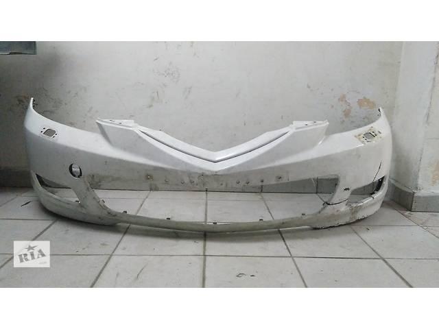 продам Б/у бампер передний для легкового авто Mazda 3 Hatchback 2006-2009 бу в Львове
