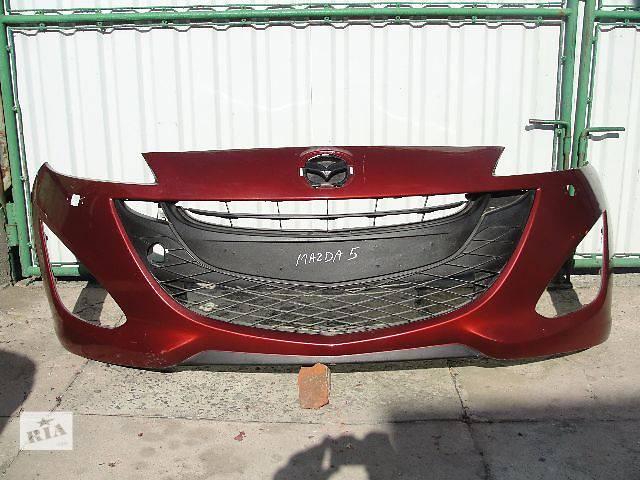 купить бу Б/у бампер передний для легкового авто Mazda 5 2014 Дешево в наличии!!! в Львове