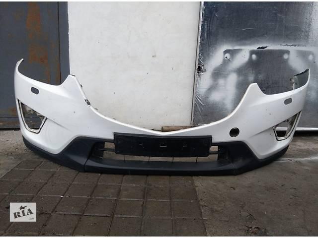 продам Б/у бампер передний для легкового авто Mazda CX-5 2011- бу в Львове