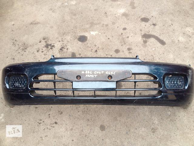 продам Б/у бампер передний для легкового авто Mitsubishi Colt бу в Луцке