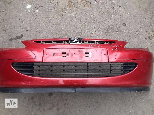 бу Б/у бампер передний для легкового авто Peugeot 307 (9643067477) (2001-2005) в Луцке
