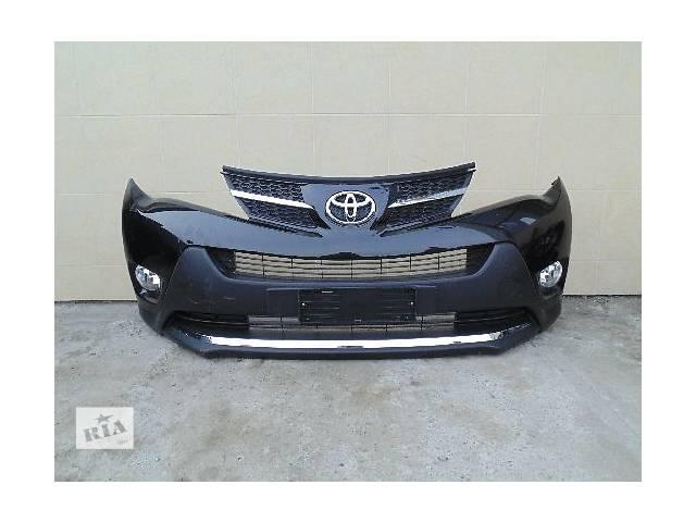 Б/у бампер передний для легкового авто Toyota Rav 4- объявление о продаже  в Ровно