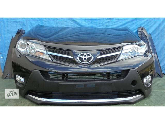 Б/у бампер передний для легкового авто Toyota Rav 4- объявление о продаже  в Здолбунове