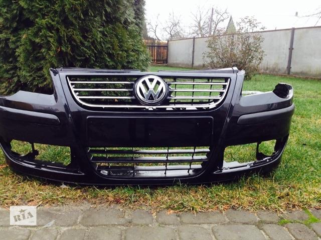 Б/у бампер передний для легкового авто Volkswagen Polo 2008- объявление о продаже  в Луцке