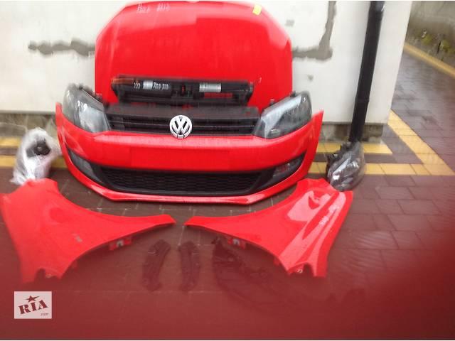 купить бу Б/у бампер передний для легкового авто Volkswagen Polo в Львове