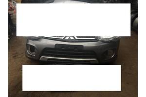 б/в бампери передні Mitsubishi Pajero Sport