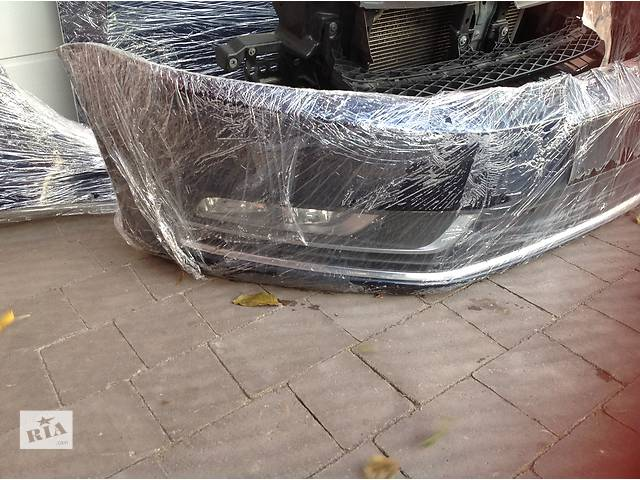 Б/у бампер передний для седана Volkswagen Passat B7- объявление о продаже  в Львове