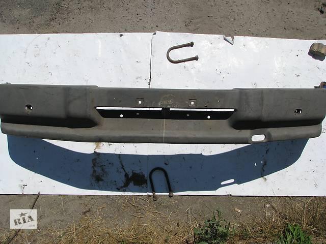 бу Б/у бампер передний Ford Transit 1997 в Броварах