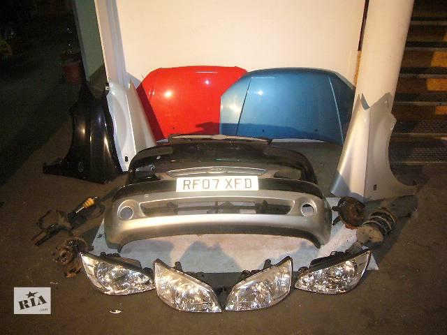 купить бу Б/у Бампер передний Hyundai Getz 2002-2008 в Киеве