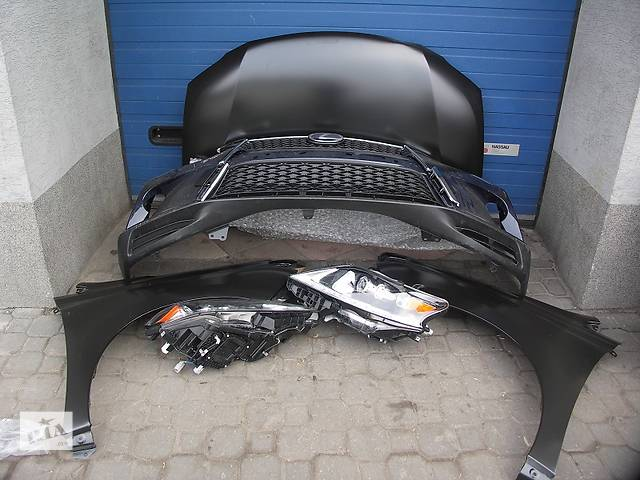 купить бу Б/у Бампер передний Lexus RX 350 2009-2012 в Киеве