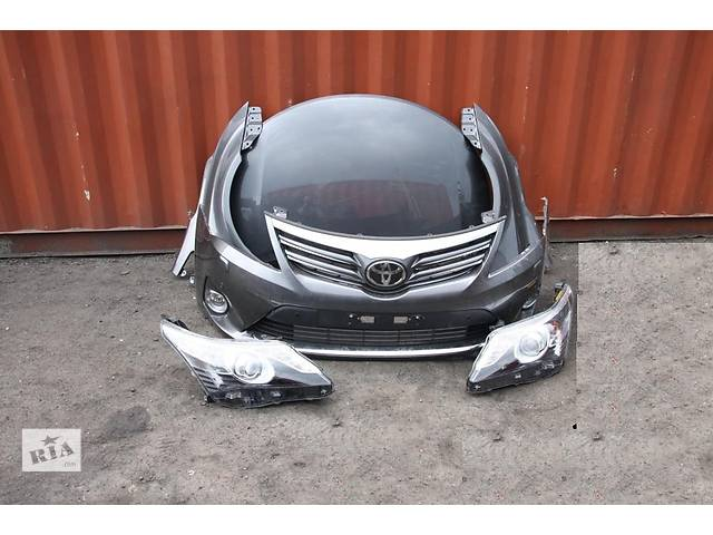 Б/у Бампер передний Toyota Avensis 2012-2014- объявление о продаже  в Киеве