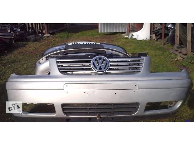 продам б/у Бампер передний Volkswagen Bora 2001 бу в Львове