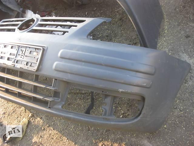 купить бу Б/у бампер передний Volkswagen Caddy в Ровно