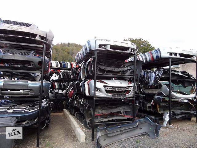 купить бу Б/у бампер передний задний для AUDI VW BMW MERCEDES OPEL RENAULT CITROEN SKODA SEAT PEUGEOT MAZDA TO в Львове
