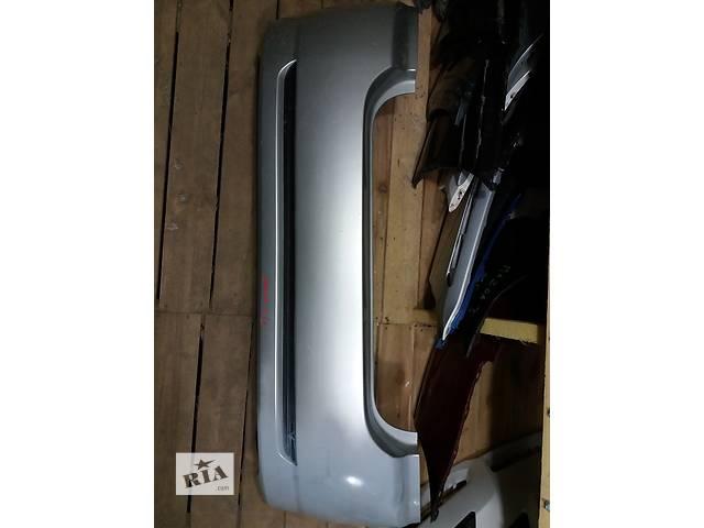 Б/у бампер задний для хэтчбека Toyota Corolla 120 5215902360- объявление о продаже  в Киеве