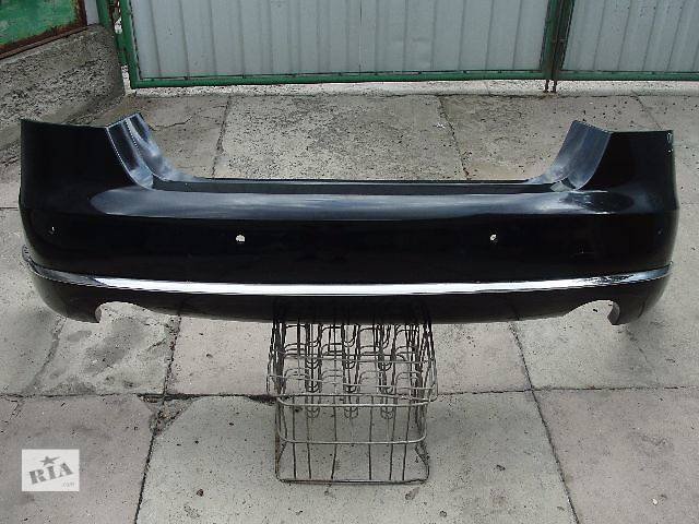 продам Б/у бампер задний для легкового авто Audi A8 2011 Дешево в наличии!!! бу в Львове