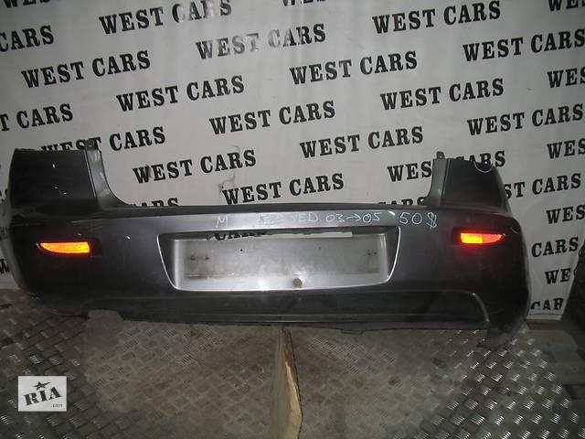 бу Б/у бампер задний для легкового авто Mazda 3 Sedan в Луцке