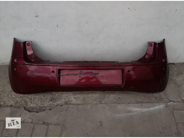 Б/у бампер задний для легкового авто Mitsubishi Colt 2004-2008- объявление о продаже  в Львове