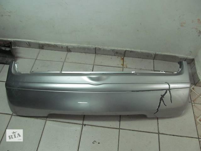 продам Б/у бампер задний для легкового авто Nissan Micra 2002-2011 бу в Львове