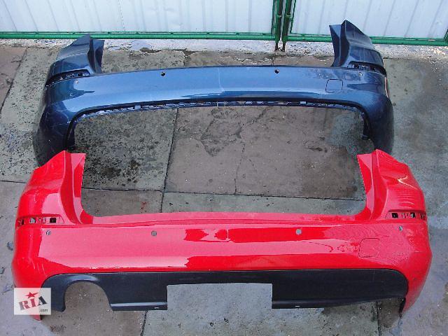 бу Б/у бампер задний для легкового авто Opel Astra J ДЕШЕВО В НАЛИЧИИ!!!! в Львове