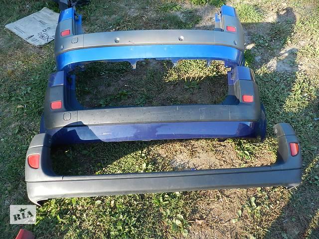 продам Б/у бампер задний для легкового авто Renault Megane Scenic II бу в Ковеле