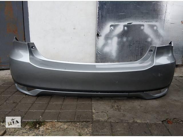 бу Б/у бампер задний для легкового авто Toyota Avensis Sedan 2012-2015 в Львове
