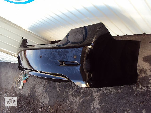 Б/у бампер задний для легкового авто Toyota Camry 2012- объявление о продаже  в Чернигове