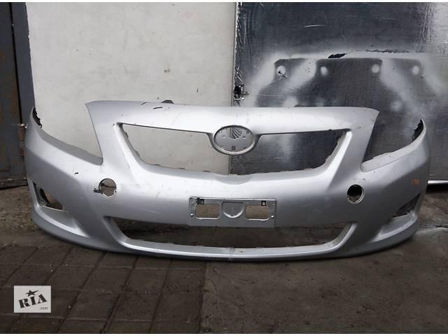 купить бу Б/у бампер задний для легкового авто Toyota Corolla 2006-2010 в Львове