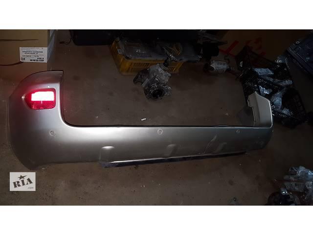 Б/у бампер задний для легкового авто Toyota Rav 4- объявление о продаже  в Ровно
