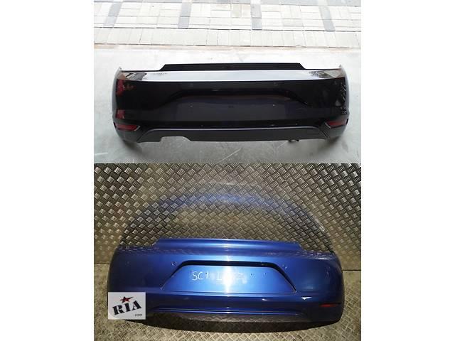 продам Б/у бампер задний для легкового авто Volkswagen Scirocco бу в Львове