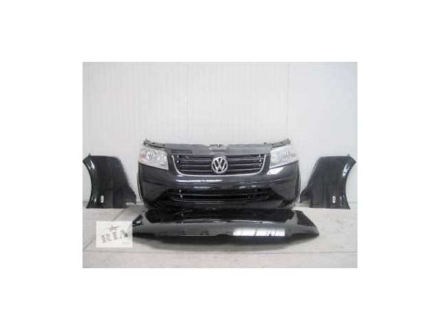 продам Б/у бампер задний для легкового авто Volkswagen T5 (Transporter) бу в Львове