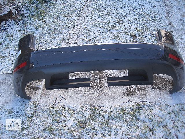 бу Б/у бампер задний для легкового авто Volkswagen Touareg 2012 в Сумах