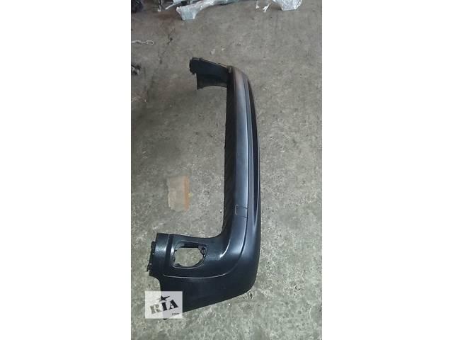 купить бу б/у Бампер задний Легковой Renault Kangoo 1.5 dci пасс. 2009 в Луцке