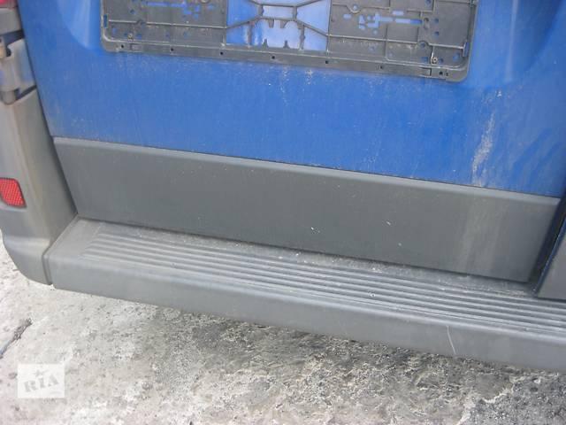 продам Б/у бампер задний Peugeot Boxer 2006- бу в Ровно