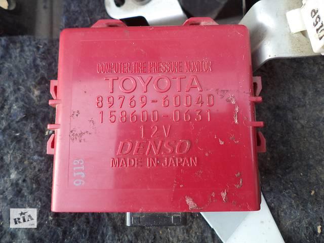 продам Б/у блок датчика давления в шинах 89769-60040 для кроссовера Lexus GX 470 2002-2009г бу в Николаеве