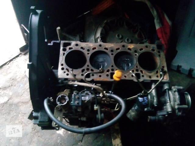 Б/у блок двигателя для легкового авто Peugeot Boxer- объявление о продаже  в Львове