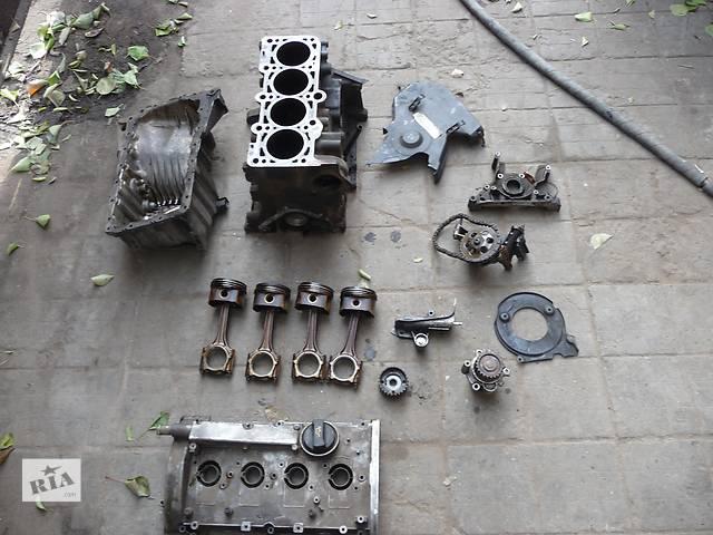 купить бу Б/у блок двигателя для легкового авто Skoda SuperB 1.8Т(AWT) в Харькове