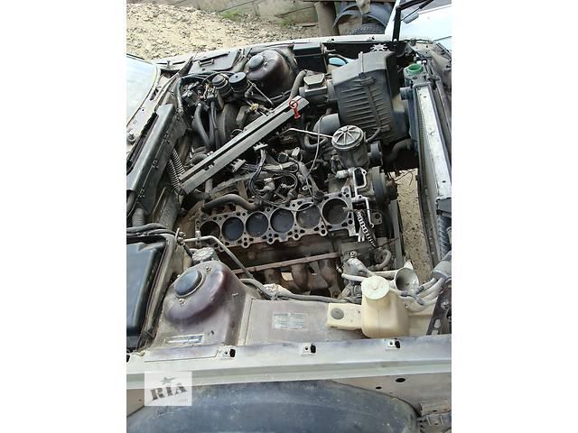 продам Б/у блок двигателя для седана BMW 525 бу в Стрые